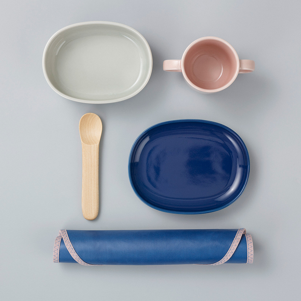 4 ブルーベル(17614) Nuppu Tableware